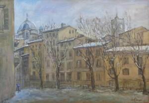Piazza mercato-fieno (BG)